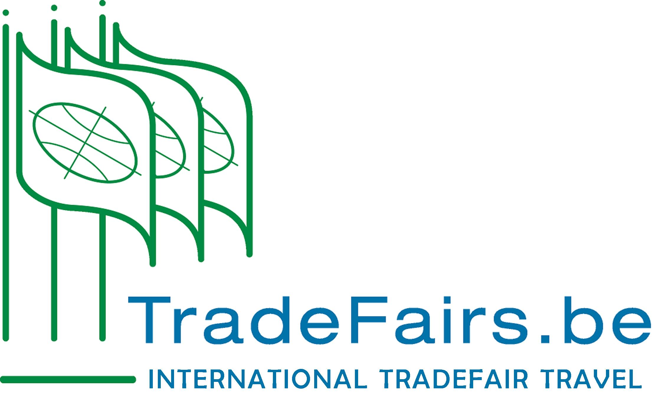 logo tradefairs.be