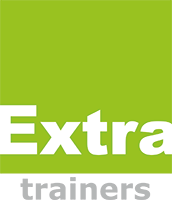 logo extra trainers
